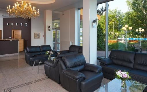 HOTEL AURA PRAHA design & garden wellness pool Lounge