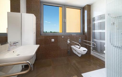 HOTEL AURA PRAHA design & garden wellness pool Bathroom