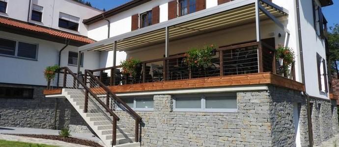 Hotel a restaurace U Vychopňů Vsetín