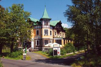 Švýcarský dům Jílové