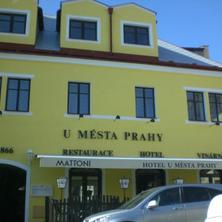 Hotel U Města Prahy