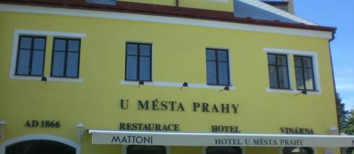 Hotel U Města Prahy Náchod