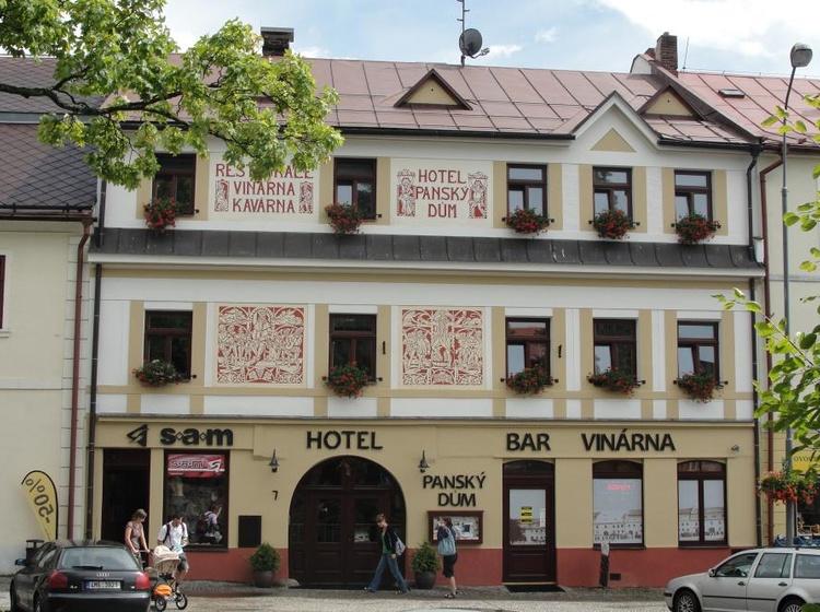 Hotel PANSKÝ DŮM 2