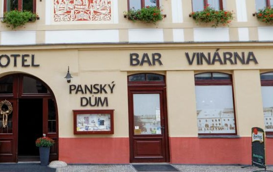 Hotel PANSKÝ DŮM 1154287869