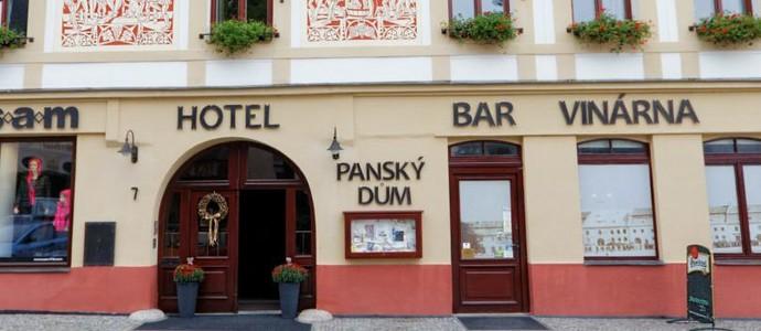 Hotel PANSKÝ DŮM Nové Město na Moravě 1133422779