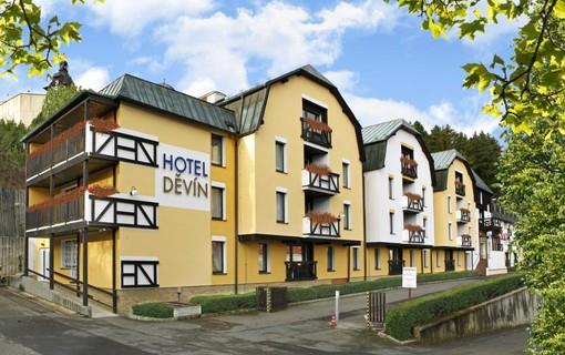 Komplexní Mariánskolázeňská kúra-Spa Hotel Děvín 1155581389