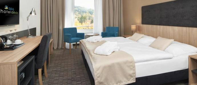 Spa Hotel Děvín-Mariánské Lázně-pobyt-Děvín DE LUXE balíček na 2 noci