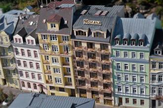 Karlovy Vary-pobyt-Vánoce v Karlových Varech