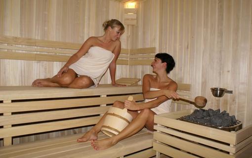 Hotel LEV Lovosice Sauna