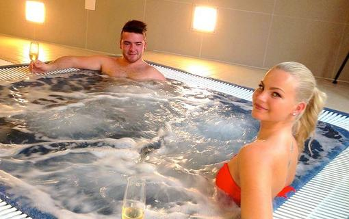 Hotel LEV Lovosice Whirlpool