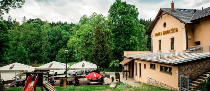 Hotel Broušek Sloup 1133425261