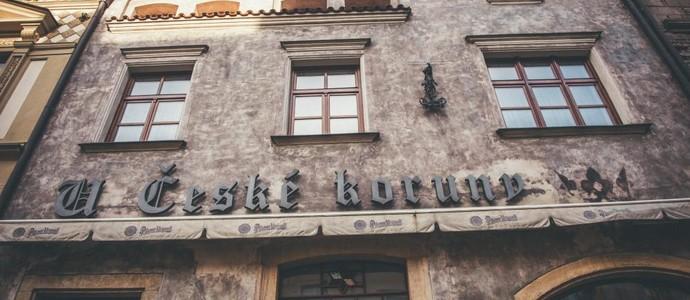 HOTEL U ČESKÉ KORUNY Hradec Králové