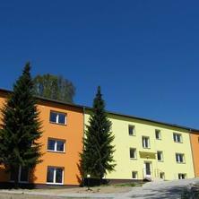 Studentská rezidence Slezská Ostrava