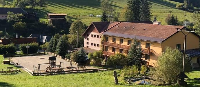 Horský hotel Kyčerka Velké Karlovice