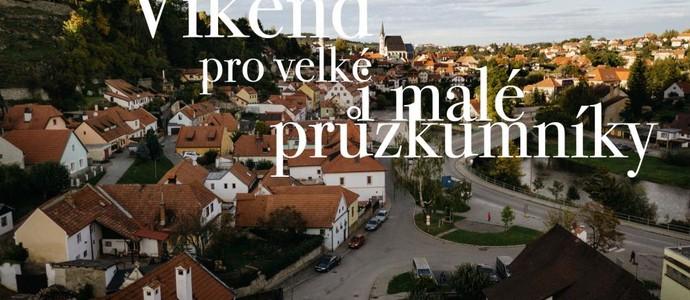 Boutique hotel RomantiCK-Český Krumlov-pobyt-Krumlov pro velké i malé průzkumníky
