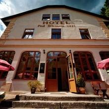 Hotel Pod šikmou věží Holín