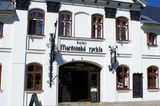 Hotel Maršovská rychta Nové Město na Moravě