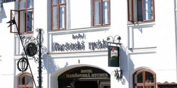 Hotel Maršovská rychta Nové Město na Moravě 1133430079