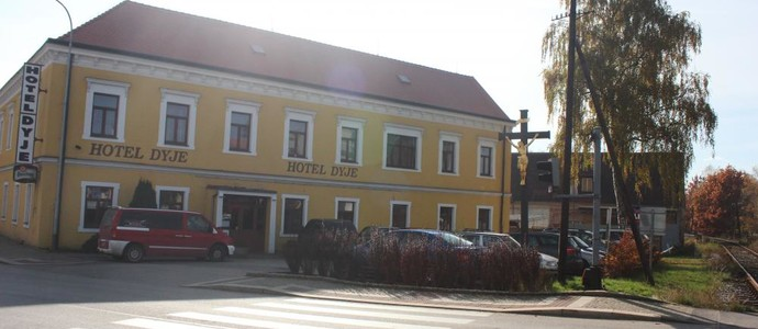 Hotel Dyje Dačice 1137510925