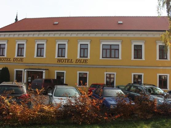 Hotel Dyje 1154290515
