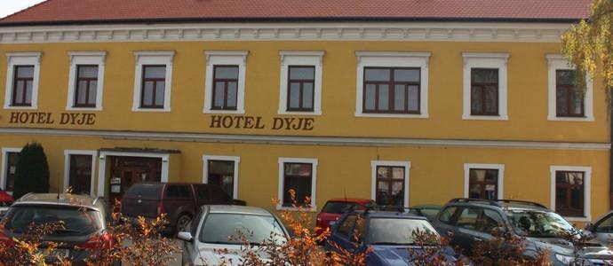 Hotel Dyje Dačice