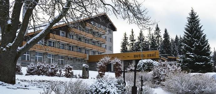 Hotel Srní a depandance Šumava Kašperské Hory 1133432193