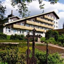 Hotel Srní a depandance Šumava-Kašperské Hory-pobyt-Odpočinek na Šumavě příjezd ne, po, út, st