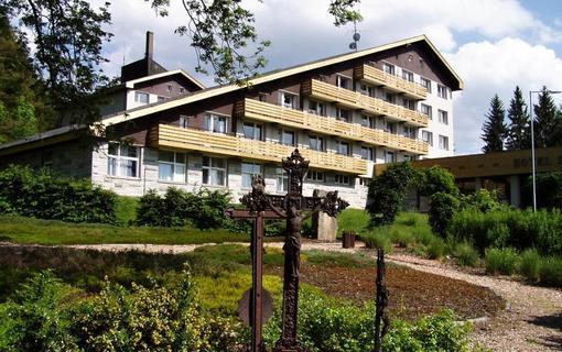 Hotel Srní a depandance Šumava 1154290591