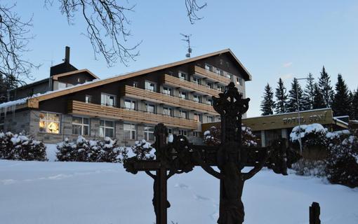 Hotel Srní a depandance Šumava Srní