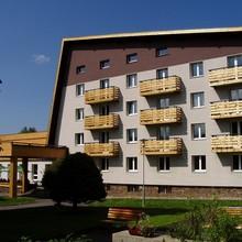 Hotel Srní a depandance Šumava Kašperské Hory 1123341634