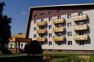 Hotel Srní a depandance Šumava Kašperské Hory 45535752