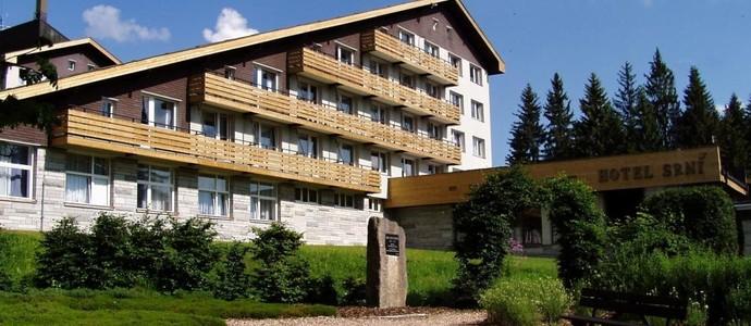 Hotel Srní a depandance Šumava Kašperské Hory