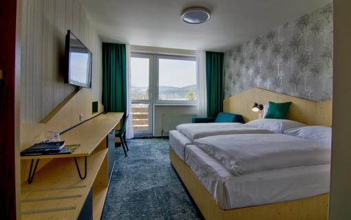 Hotel Srní a depandance Šumava 1154290571