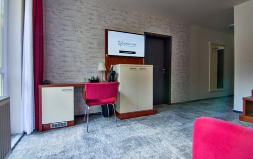 Hotel Srní a depandance Šumava 1154290565
