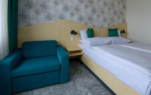 Hotel Srní a depandance Šumava 1154290579