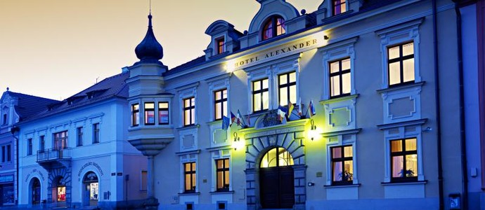 Hotel Alexander Stříbro 1133433285