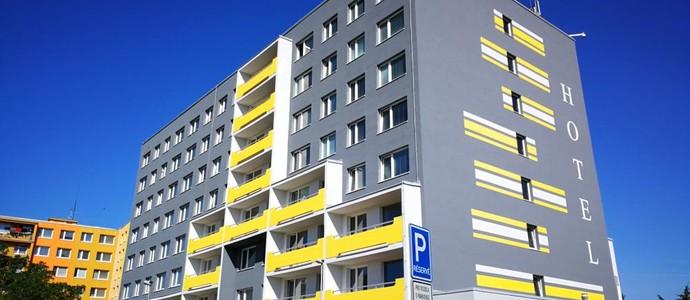Hotel Terek Štětí