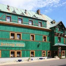 Hotel Zelený dům Boží Dar 1133433663