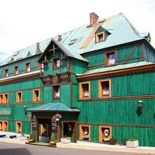 Hotel Zelený dům Boží Dar