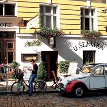 Hotel U Šemíka Praha