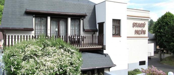 Hotel Starý Mlýn Železný Brod 1148305777