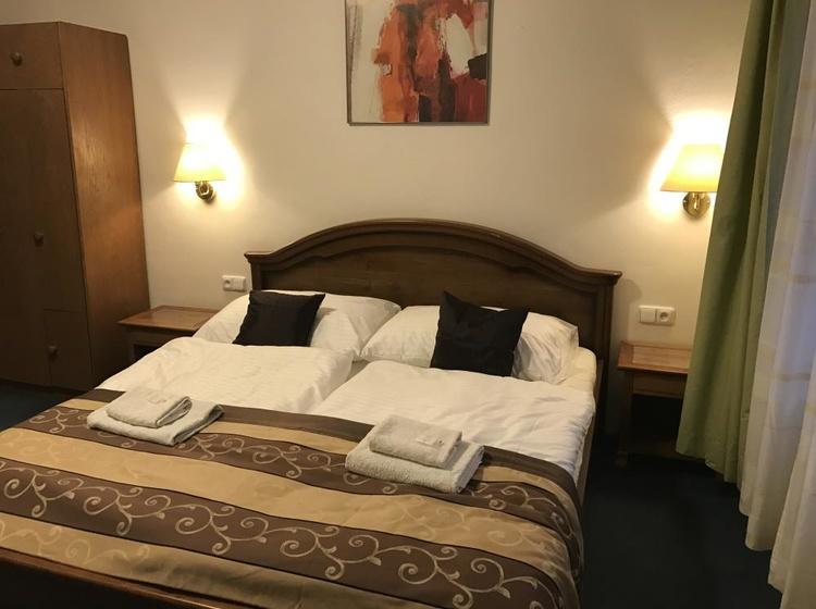 Dvoulůžkový pokoj Premium
