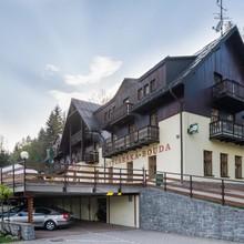 Sporthotel Švýcarská bouda Špindlerův Mlýn