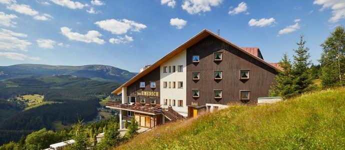 Hotel Emerich Pec pod Sněžkou 1133437335