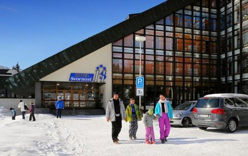 Wellness Hotel Svornost 1154076231