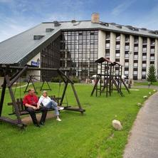 Wellness Hotel Svornost-Harrachov-pobyt-Léto v plném proudu