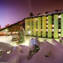 Wellness Hotel Svornost-Harrachov-pobyt-Slunce, sníh a pohoda na 7 nocí