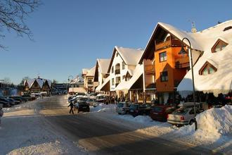 Wellness Hotel Svornost-Harrachov-pobyt-Zimní pohoda s rodinou