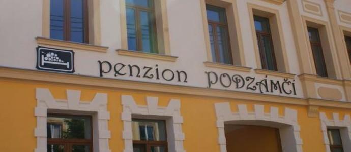 Penzion Podzámčí Jaroslavice