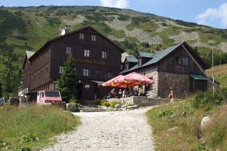 Martinova bouda Špindlerův Mlýn